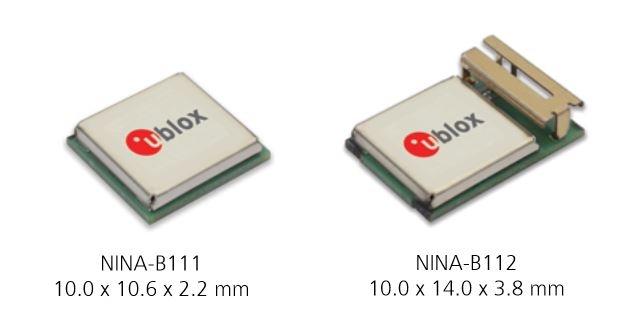 NINA-B1 – The most advanced Bluetooth low energy module - Microdis